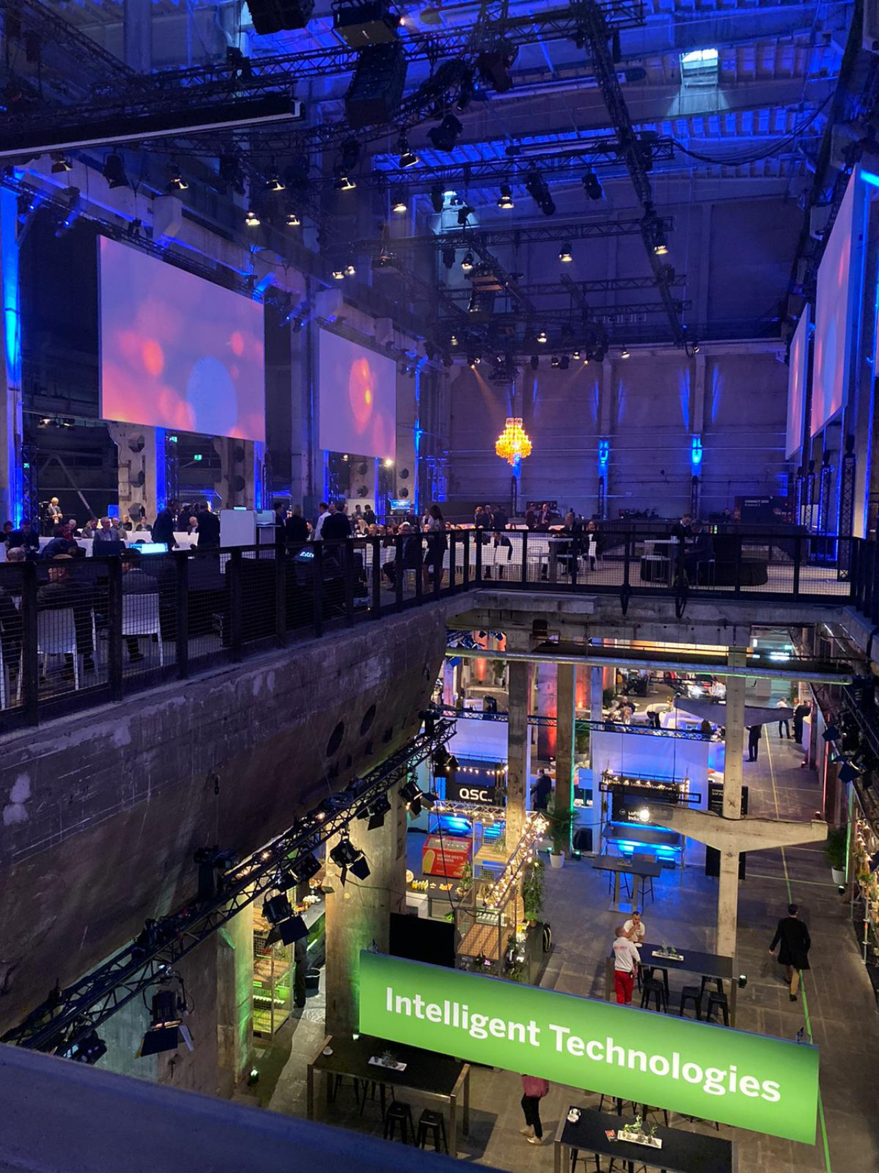 CONNECT 2019 – SAP Partner Summit im Kraftwerk, Berlin It'S A Pleasure to connect with you